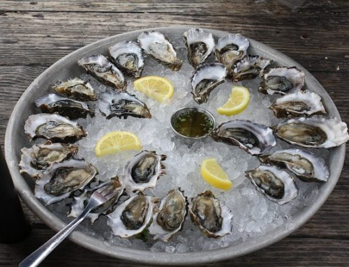 Oysters are for beer lovers (and everyone else)