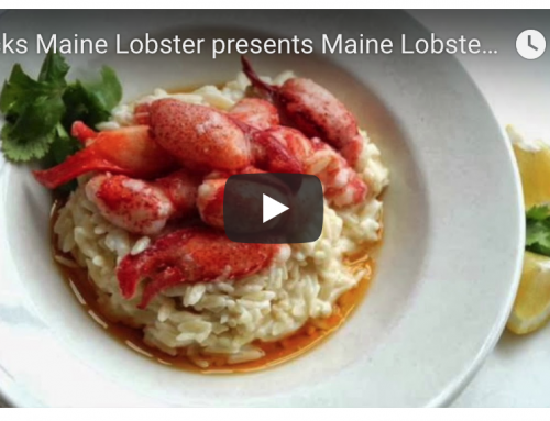 Partnering with Shucks Maine Lobster